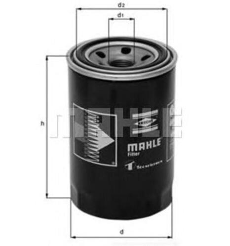 II MAZDA B//E-series MITSUBISHI COLT Mouds//wagenknecht Filtre à huile HYUNDAI GALLOPER I