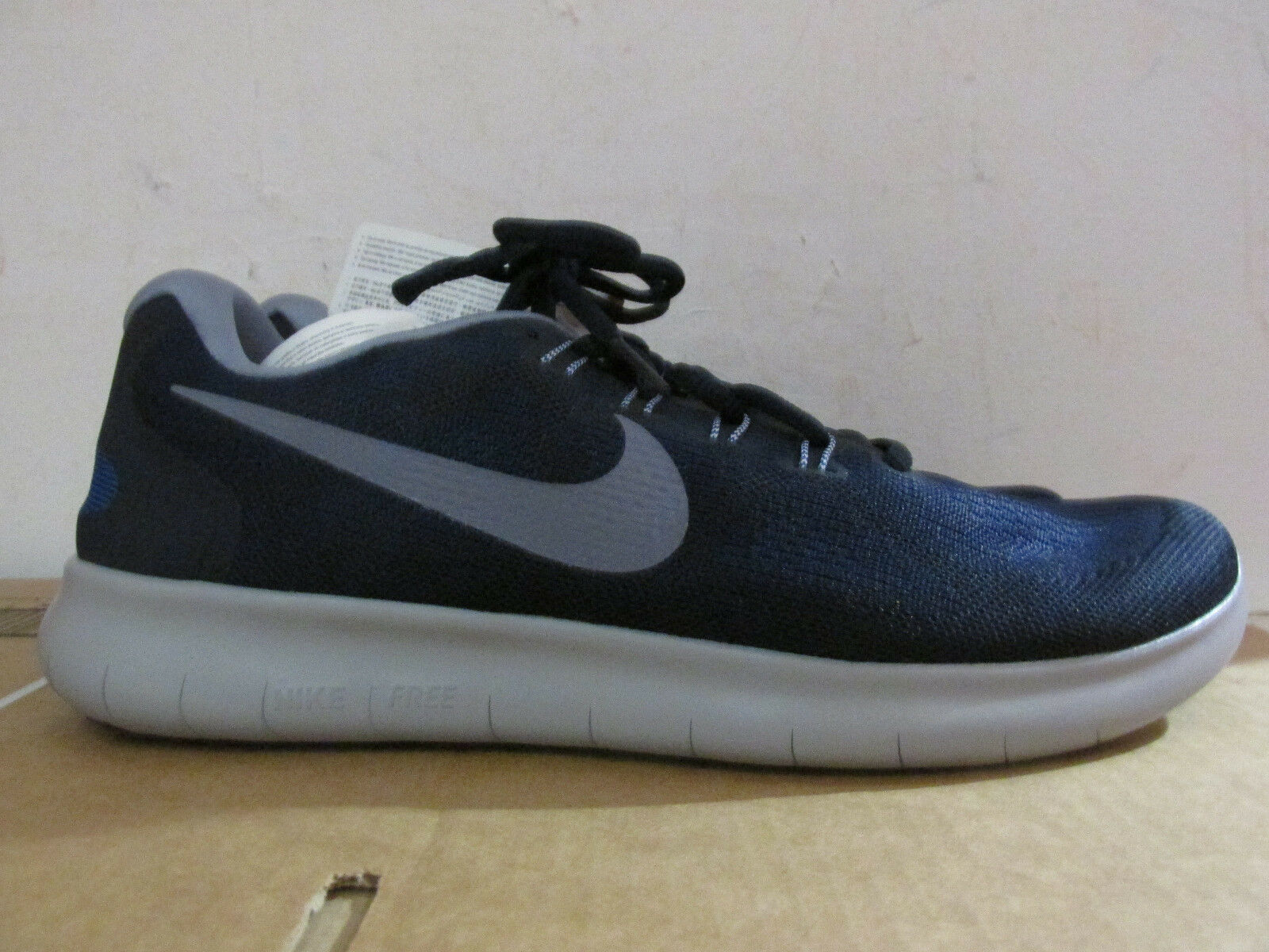 Nike free RN mens running trainers 880839 404 sneakers shoes SAMPLE