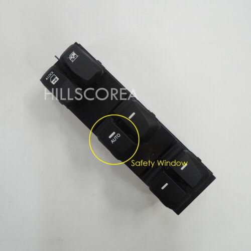 HYUNDAI TUCSON ix35 2010-2015 Genuine OEM Front Left Power Window Switch