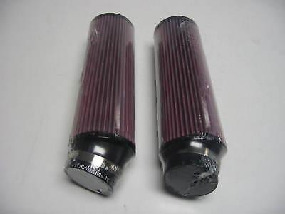 "Banshee K/&N Style Air Filter Set Filters 6 Inch 6/"" 38mm 39mm 41mm PWK PJ Carb"