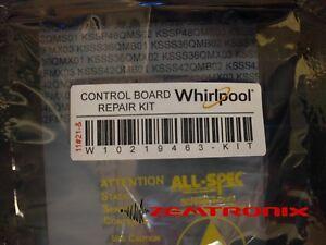 Repair Service for Control Board W10219463 2307028 2303934 Whirlpool KitchenAid