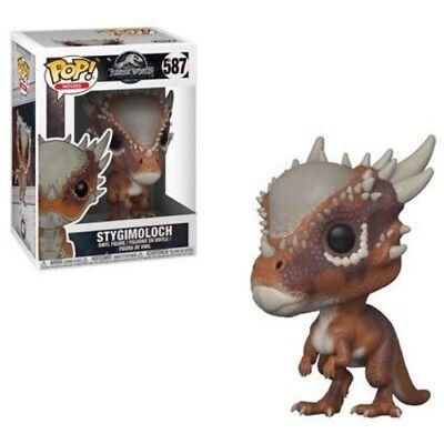 Jurassic World 2 - Stygimoloch - Funko Pop! Movies: (2018, Toy NUEVO)