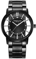 f7d8e2b5f3f item 1 Kenneth Cole Men s KC3994 Black Transparency Stainless-Steel Quartz  Watch -Kenneth Cole Men s KC3994 Black Transparency Stainless-Steel Quartz  Watch