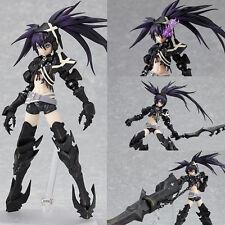 Anime Insane Black Rock Shooter Variable Doll PVC Action Figure Figma 041 No Box
