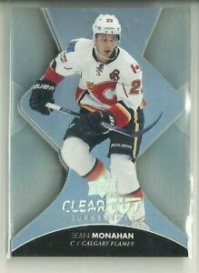2017-18-Upper-Deck-Clear-Cut-Superstars-CCSSM-Sean-Monahan-ref-86377