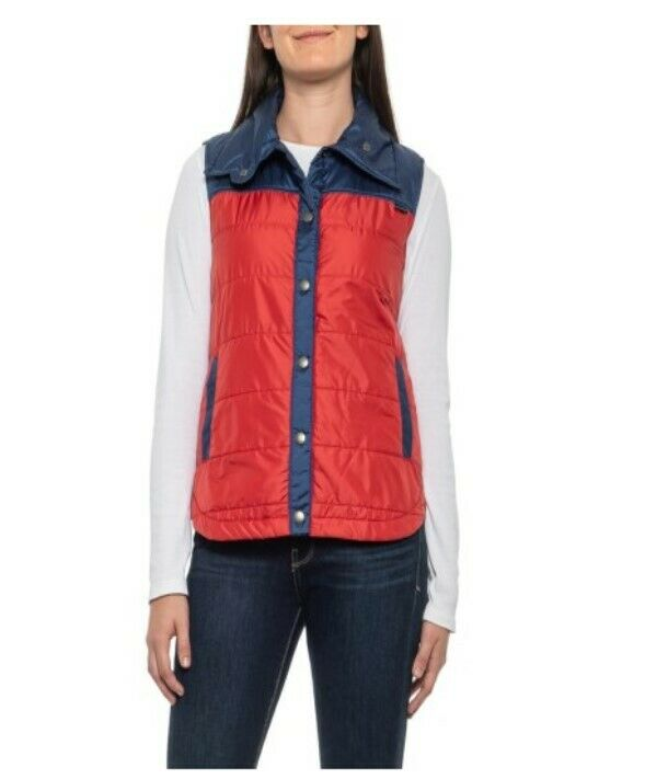 DUCKWORTH WoolCloud Vest LARGE Insulated Women's MADE IN USA