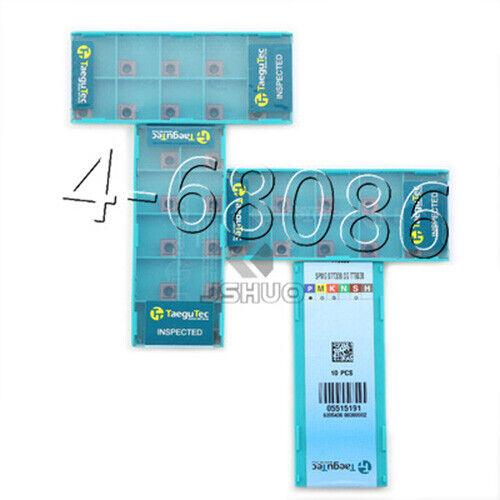 Free shipping10pcs SPMG 07T308 DG TT9030 alloy carbide insert in U drill bits
