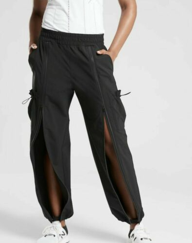 Details about  /ATHLETA Stay Fly Pant BLACK YOGA DANCE RUNNING SIZE S SMALL $128.00 #563143