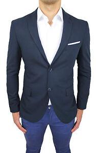Veste In Sartoriale Fb Bleu Homme Italy Class Made Blazerl 100 rw6U1rqxO