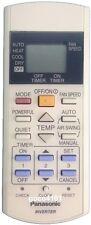 ORIGINAL PANASONIC AIR CONDITIONER REMOTE CONTROL A75C2610 CUE18DBE CUE21DBE NEW