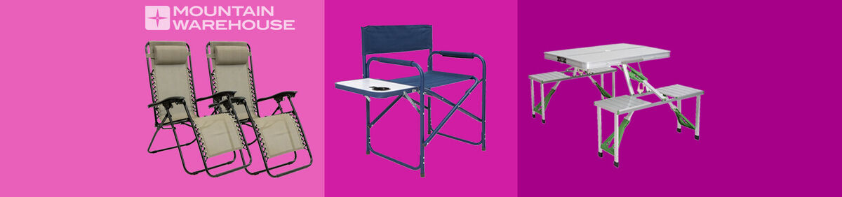 At Least 40% Off Picnic & Garden Furniture