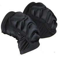 Sports Cycling Basketball Knee Pad Protector Calf Support Guard Brace Sleeve Us