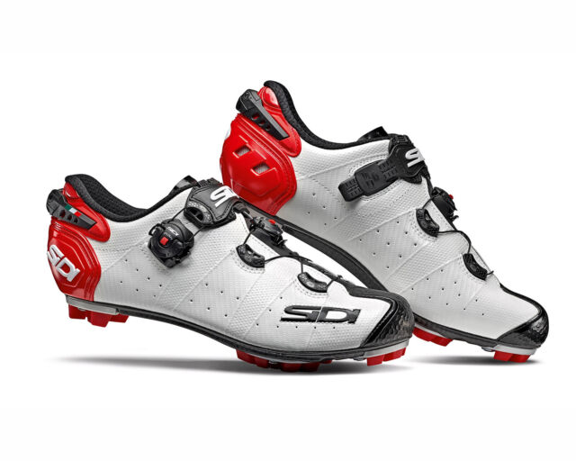 SiDi Techno 2 System White with Red