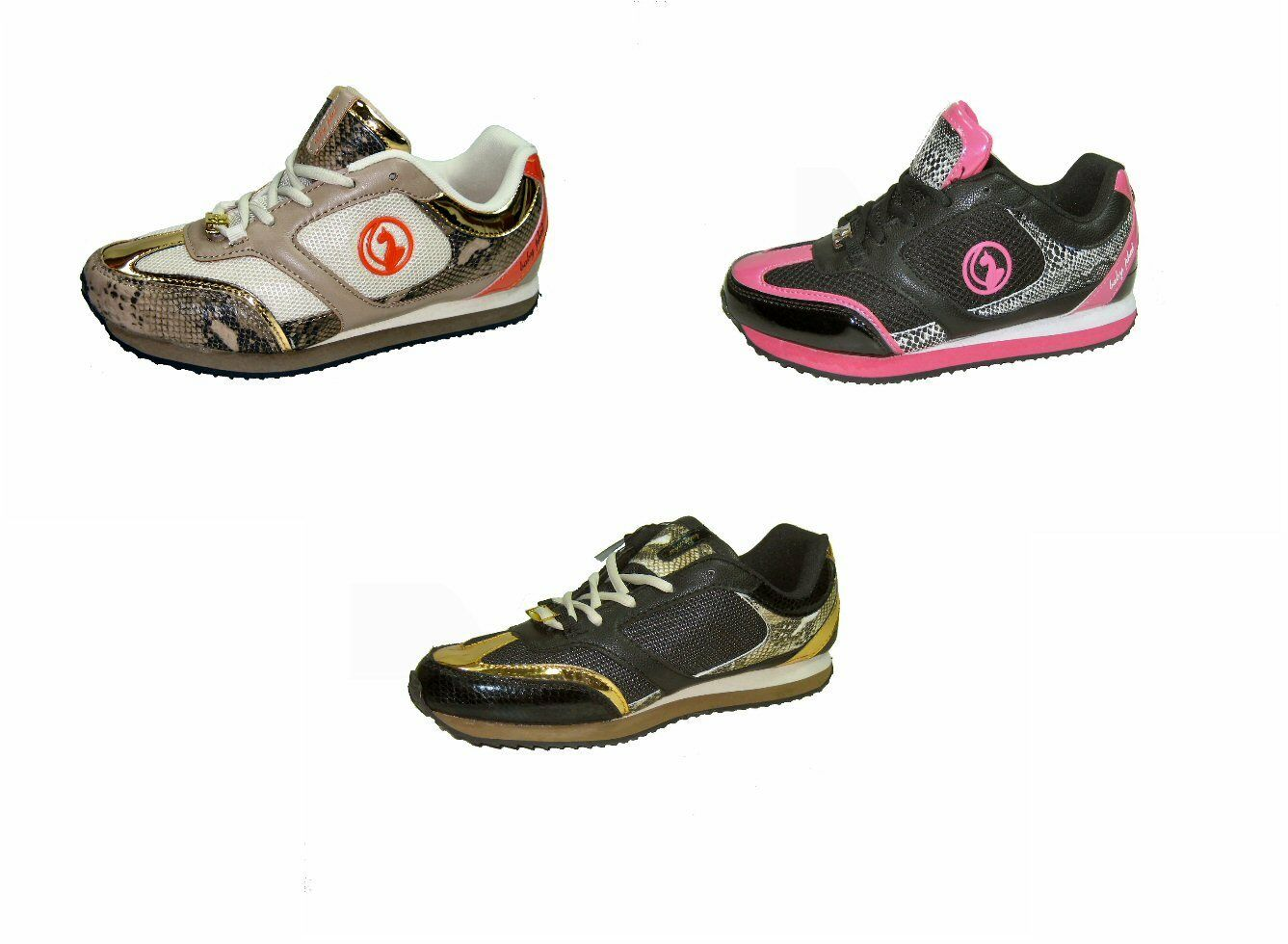 Baby Phat Fallon women's athletic comfort flats lace up low top sneakers shoes