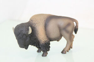 Schleich 14349? Bison Bison Personnage Longueur Environ 11 Cm Par Exemple, Pour Lgb (js7843) O.-afficher Le Titre D'origine
