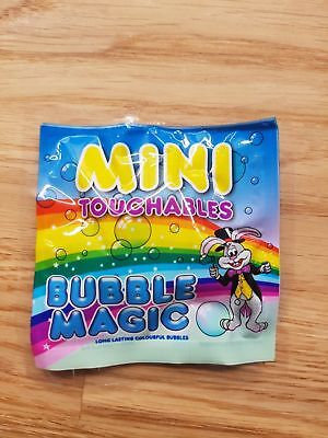 MINI TOUCHABLE BUBBLES CHILDREN LOOT GOODY PARTY BAGS PINNATA FILLERS TOYS