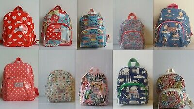 *** Cath Kidston Mini Rucksak/back Pack Bag ***-mostra Il Titolo Originale
