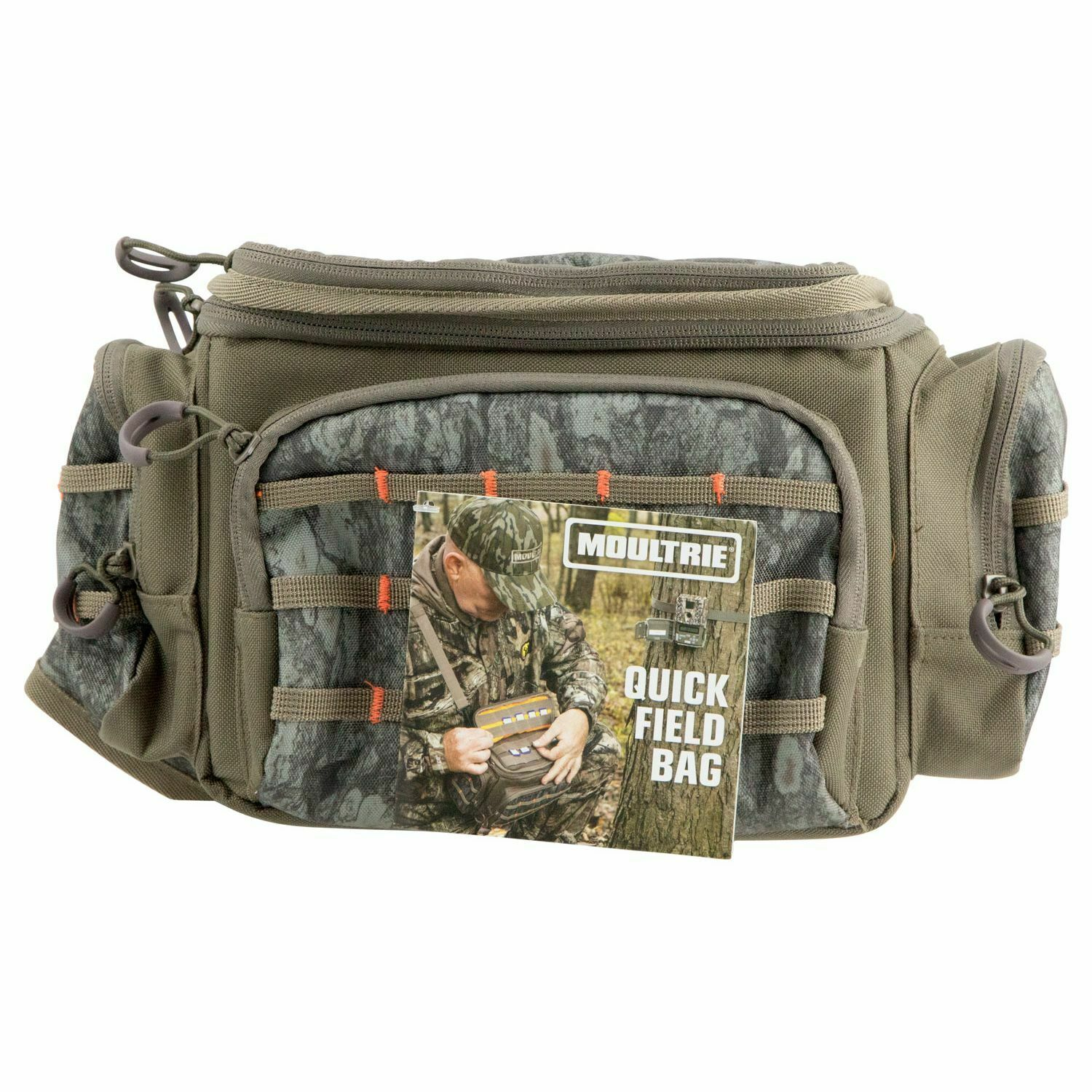 New Moultrie Small Game Trail Camera Bag MCA-13293