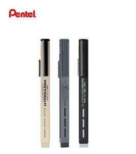 Pentel-Click-Hyper-Eraser-Choose-from-3-Type-ZE32-Y-XZE33-N-ZE31-A
