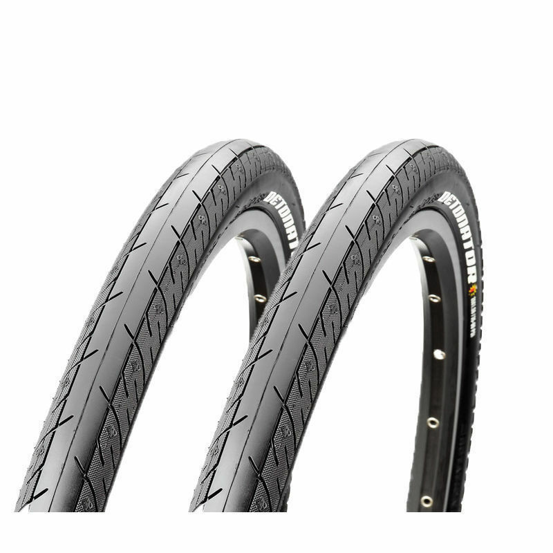 1 Pair Maxxis Detonator 26 x 1.5  26 inch MTB Mountain Road Bike Tyres New Style