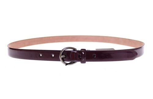 Nuova Logo DolceGabbana S 80 Cm Marrone Con Pelle Cintura Etichetta Gürtel Y7gyf6bv