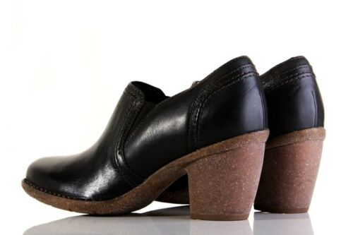 Leather Size Turin Ladies 38 heels Shoes Black 5 D Carleta Bnwb Clarks 0wCStq4S