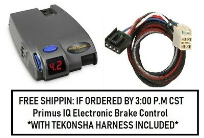 Tekonsha 90195 Brake Control for Chevrolet FOR 2014-2018 Silverado 1500