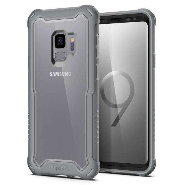 los angeles 543d3 51be7 For Galaxy S9 / S9 Plus | Spigen® [Hybrid 360] Full Body Heavy Duty Case  Cover