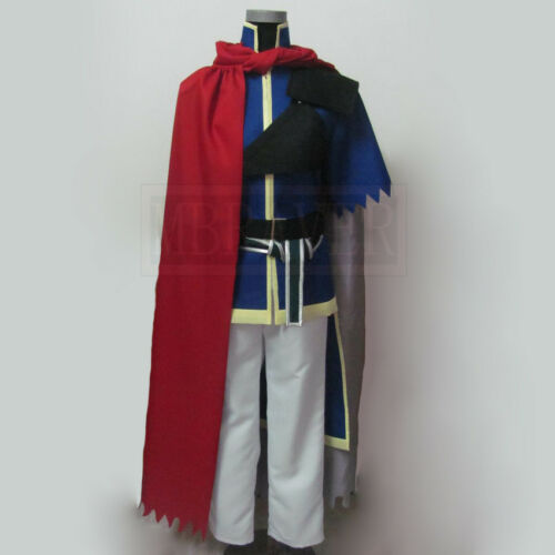 Fire Emblem:Path Of Radiance Ike Cosplay Costume