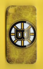 BOSTON BRUINS 1 Piece Glossy Case / Cover iPhone 4 / 4S (Design 4)+ Stylus