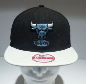 save off ee686 dadfd Image is loading NEW-ERA-Chicago-BULLS-Windy-City-IL-9FIFTY-