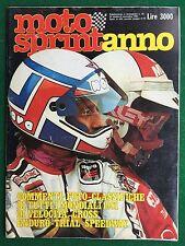 Rivista/Magazine MOTO SPRINT ANNO 1981 (ITA) TEST/PROVA MOTO SUZUKI DR 400 S
