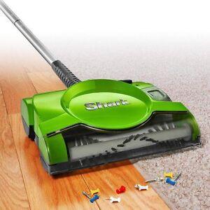 Shark Electric Cordless Sweeper Broom Hard Floor Carpet
