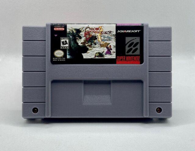 Chrono Trigger For Super Nintendo *Read Description*