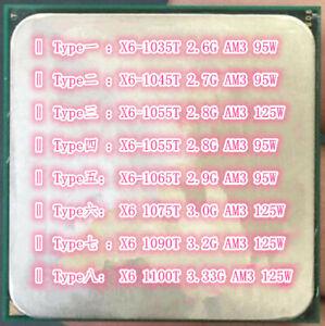 AMD-Phenom-II-X6-1035T-X6-1045T-X6-1055T-X6-1065T-X6-1075T-X6-1090T-X6-1100T-CPU