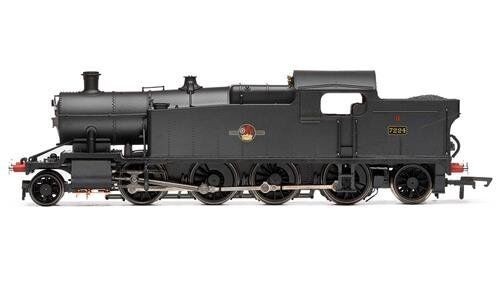 Hornby R3464 BR 2-8-2 7224 72xx Class Late BR MODEL TRAIN COLLECTION
