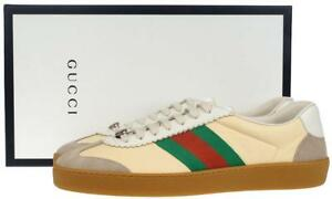 the best attitude de099 0eaaa Image is loading NEW-GUCCI-MEN-039-S-CURRENT-G74-LEATHER-