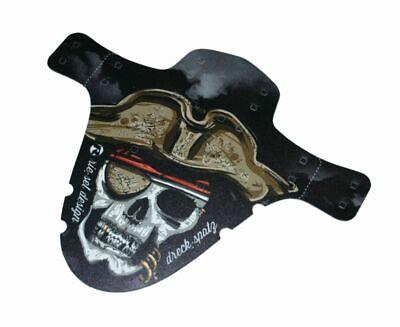 Mud Catcher Fender dreck:spatz Spritzschutz Rie:sel Design Pirat