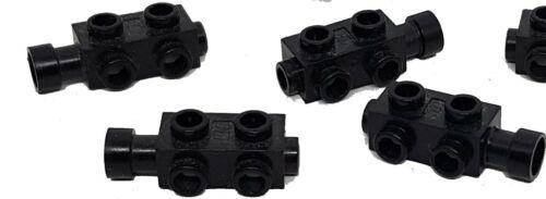 Lego 4 x Konverter 1x2x2//3 Stein 4595 schwarz Classic Space
