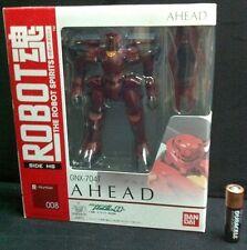 Mobile Suit Gundam 00 GNX-704T Ahead PVC Action Figure Robot Spirits Bandai NEW