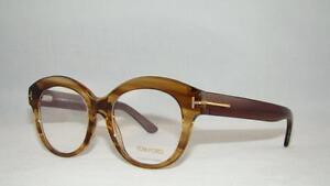3ed659a937b Tom Ford TF 5377 048 Brown Gradient   Burgundy Glasses Frames ...