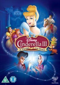 Cinderella 3 - A Twist IN Time DVD Nuovo DVD (BUA0188001)