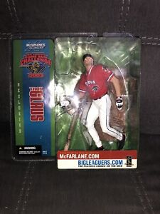 McFarlane Mlb Big League Home Run Challenge 2003 Exclusive LANCE BERKMAN Figure