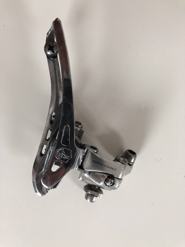 Derailleur Front Campagnolo Record  Vintage  top brands sell cheap