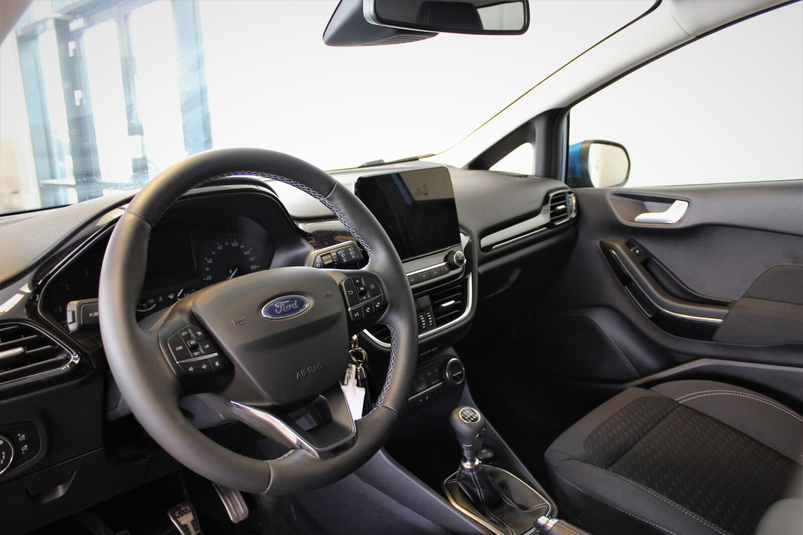 Ford Fiesta 1,5 TDCi 85 Titanium - billede 10