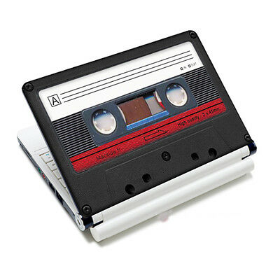 "Cassette Tape 7"" 8"" 9"" 10"" 10.1"" Laptop Notebook Decal Sticker Cover Protector"