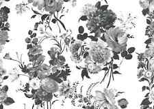 Designers Guild Fabric  Linen AMARAPALI CHARCOAL F1840 3m piece