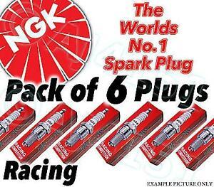 Impartial 6x Nouveau Ngk Racing Bougies-partie No. Stock Br10eg N ° 3830 6pk Sparkplugs-afficher Le Titre D'origine Bonne RéPutation Sur Le Monde