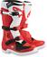 Alpinestars Mens Pair Red White Tech 3 Off road riding Dirt Bike Racing Boots