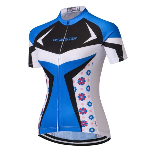 Weimostar Cycling Jersey Women Racing Sport Shirt Cycling Clothing Bicycle Wear